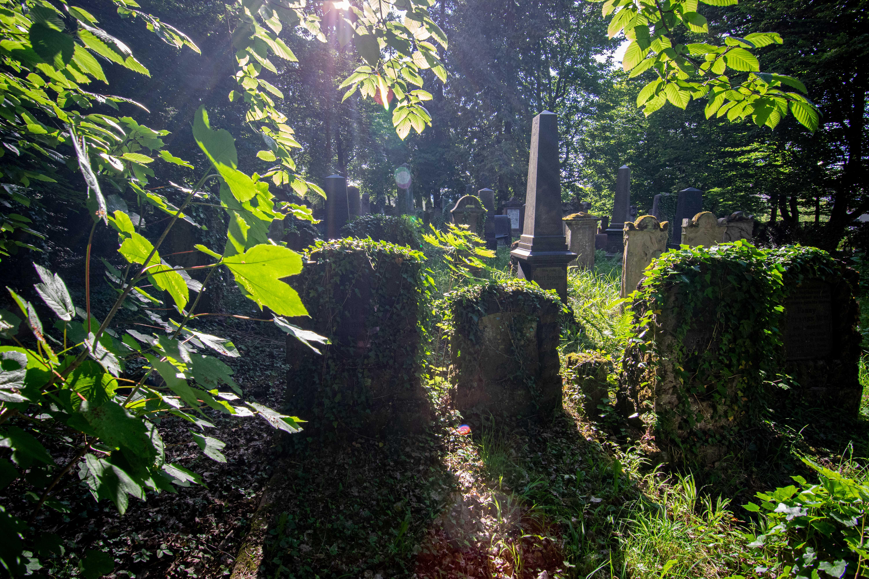 Jüdisches Leben, Stadtarchiv Wiesbaden, Jüdische Gemeinde Wiesbaden, Jüdischer Friedhof